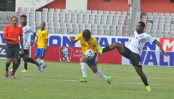 Arambagh reach Fed Cup semis upsetting Sheikh Jamal