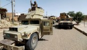 IS conflict: Iraqi forces 'retake most' of Falluja