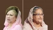 Khaleda calls Hasina 'PM in name only'