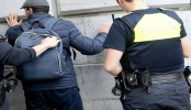 Three charged after Belgium raids