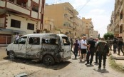 Suicide attack kills 3 at Christian massacre memorial in Syria