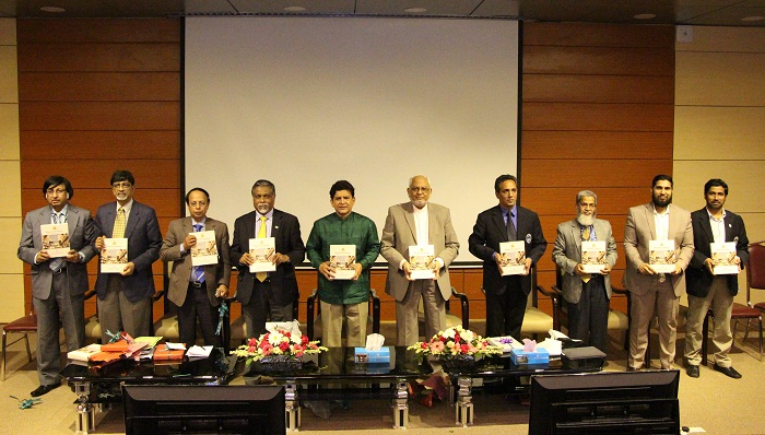 NSU historic book 'Road to Excellence' launched