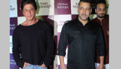Shah Rukh, Salman Khan attend Iftaar Party together
