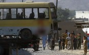 14 dead in suicide attack hitting minibus in Kabul: Interior Ministry