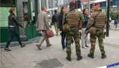 Brussels terror alert as man arrested
