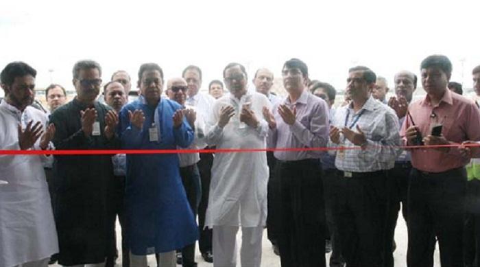 New cargo shade opened at Hazrat Shahjalal Airport