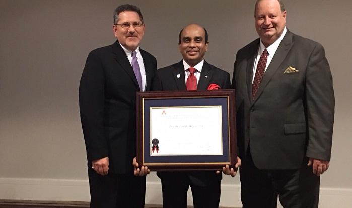 NSU receives ACBSP Certificate