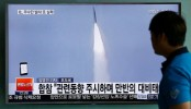 North Korea test-fires banned missiles