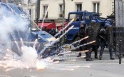 French government bans union demonstration in Paris