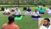 Muslim spreads yoga in Pakistan