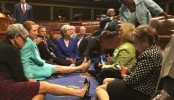 US democrats occupy congress over guns