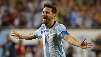 No Messi for Olympics