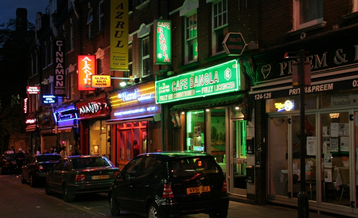 Brexit: Banglai restaurant traders happy with the result