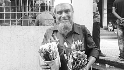 Abdul Qader: a Kalamwala of Dhaka court