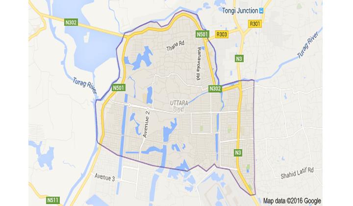 Uttara market fire : Death toll rises to 7