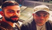 Virat Kohli dances to AR Rahman's tunes for remier futsal league
