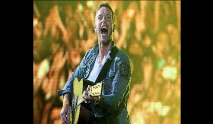 I'm great: Chris Martin's life philosophy
