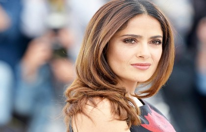 You lose body confidence in 50s, says Salma Hayek