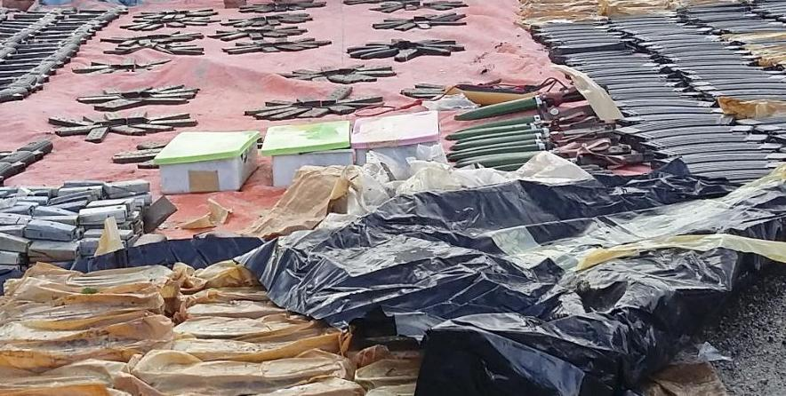 Huge electronic devices recovered from Uttara canal