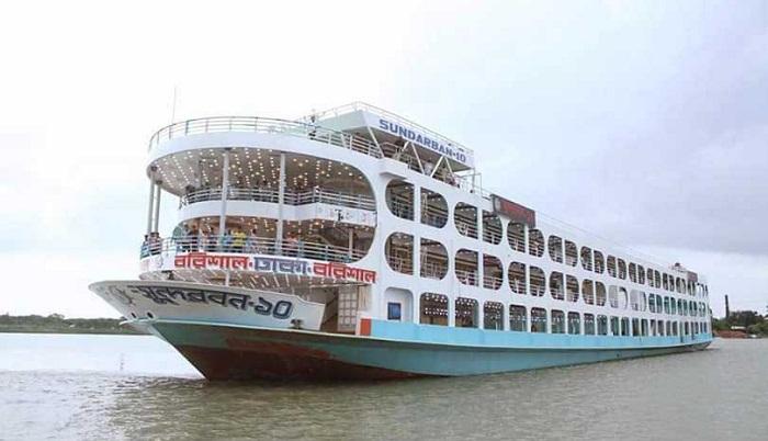 Sunderban-10 voyages on Dhaka-Barisal route