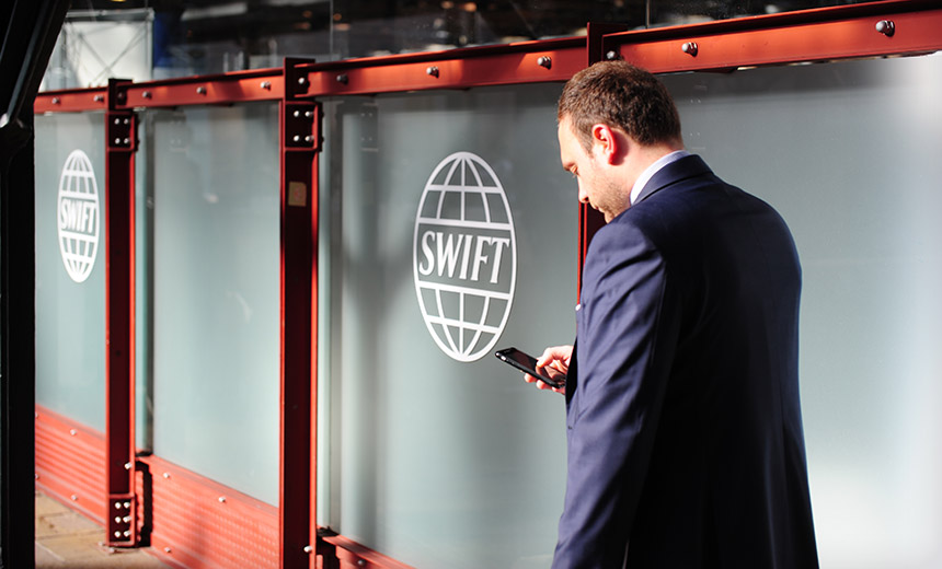 Ukrainian bank blames SWIFT loophole for $10m hack