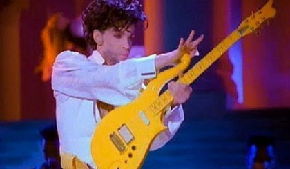 Prince's Yellow guitar sells at auction in US