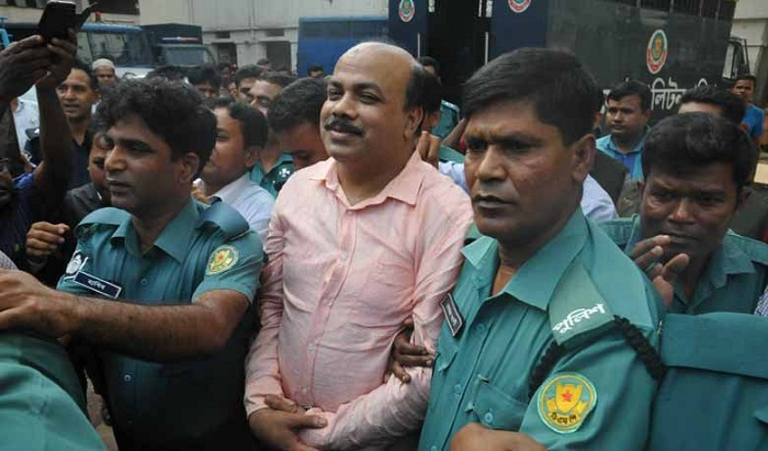 BNP leader Aslam charged for vandalism