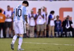 Chile stun Argentina to win Copa