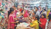 Eid sales gain momentum, shoppers crowding malls