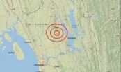 Mild tremor jolts southern district