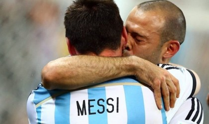 Javier Mascherano follows Messi & retires from international football