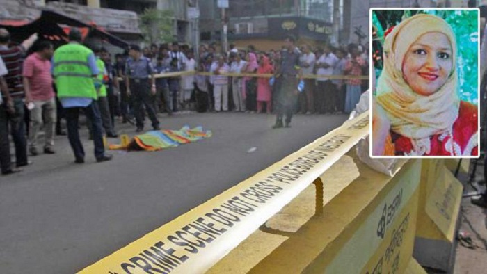 Police issues alert to arrest Mitu's five killers