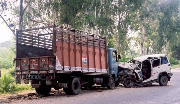 Accident spots on highways still a threat