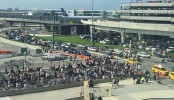 JFK airport terminal evacuated over suspicious package
