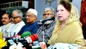 Khaleda warns law enforcers over secret killings