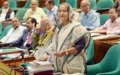 PM hopes opening of Padma Bridge by 2018