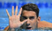Phelps into fifth Olympics