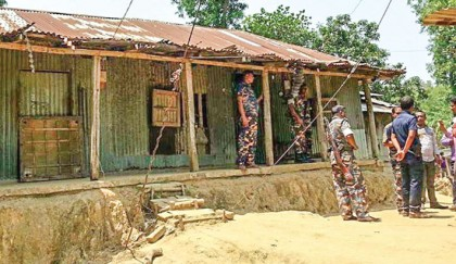 5 Rohingyas held over Cox's Bazar Ansar camp attack