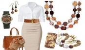 Right  jewellery style in office
