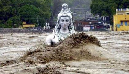 At least 30 killed in torrential rains in India
