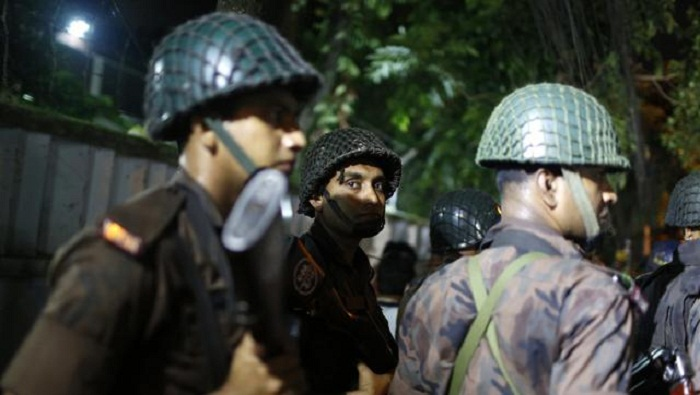 Foreigners among 60 hostages, report
