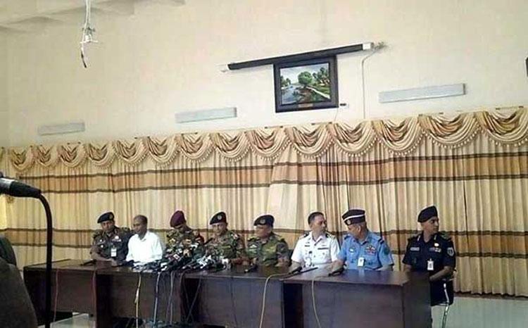 20 hostages killed Friday night in Gulshan restaurant attack: ISPR
