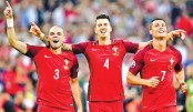 Ronaldo's dream still alive after shootout win
