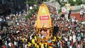 Ratha Yatra begins Wednesday