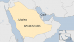 Explosions hit Saudi Arabia's Medina and Qatif