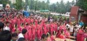 Ratha Yatra begins