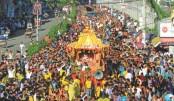 Rathajatra festival begins in Chittagong
