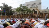 5 Eid jamaats to be held at Baitul Mukarram