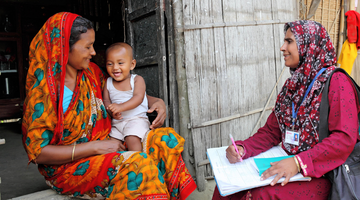 Survey shows ways to GIS for Bangladesh public health