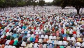 Biggest Eid jamaat in Sholakia today